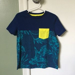 XS 5 Old Navy Hawiian beach style short sleeve tee